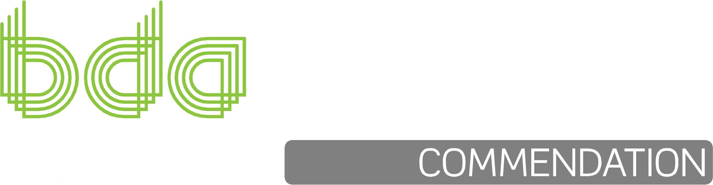 BDA Designs Awards  Winner