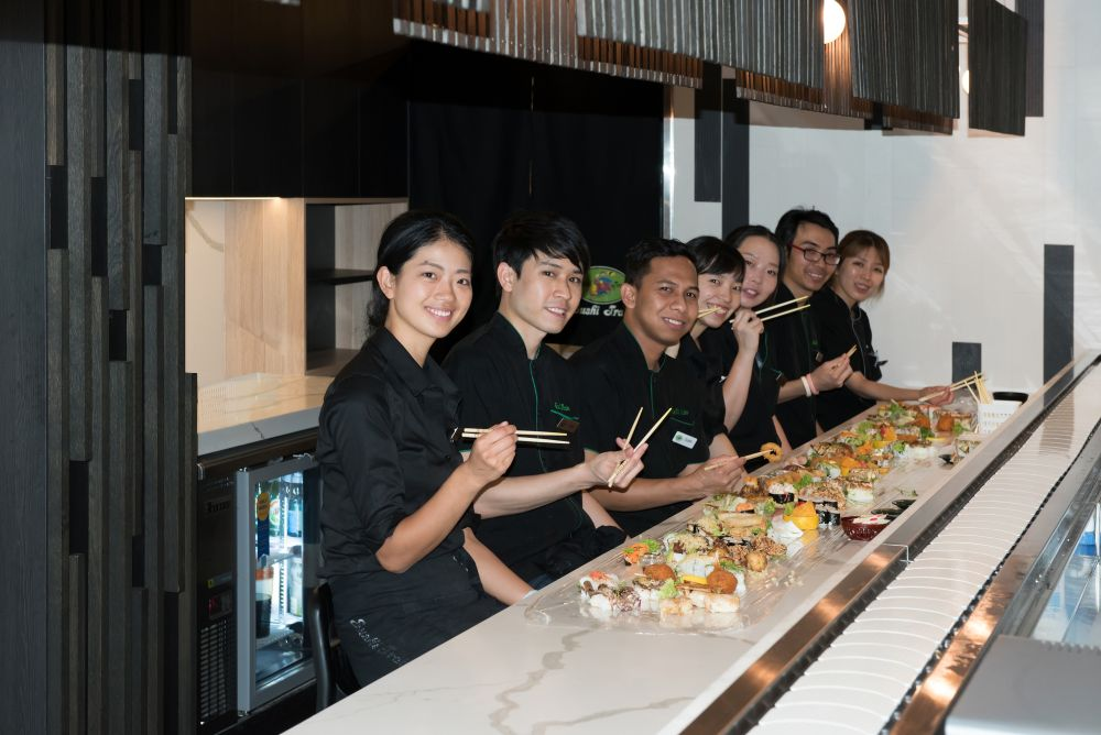 Sushi Train – Randwick 2015-8