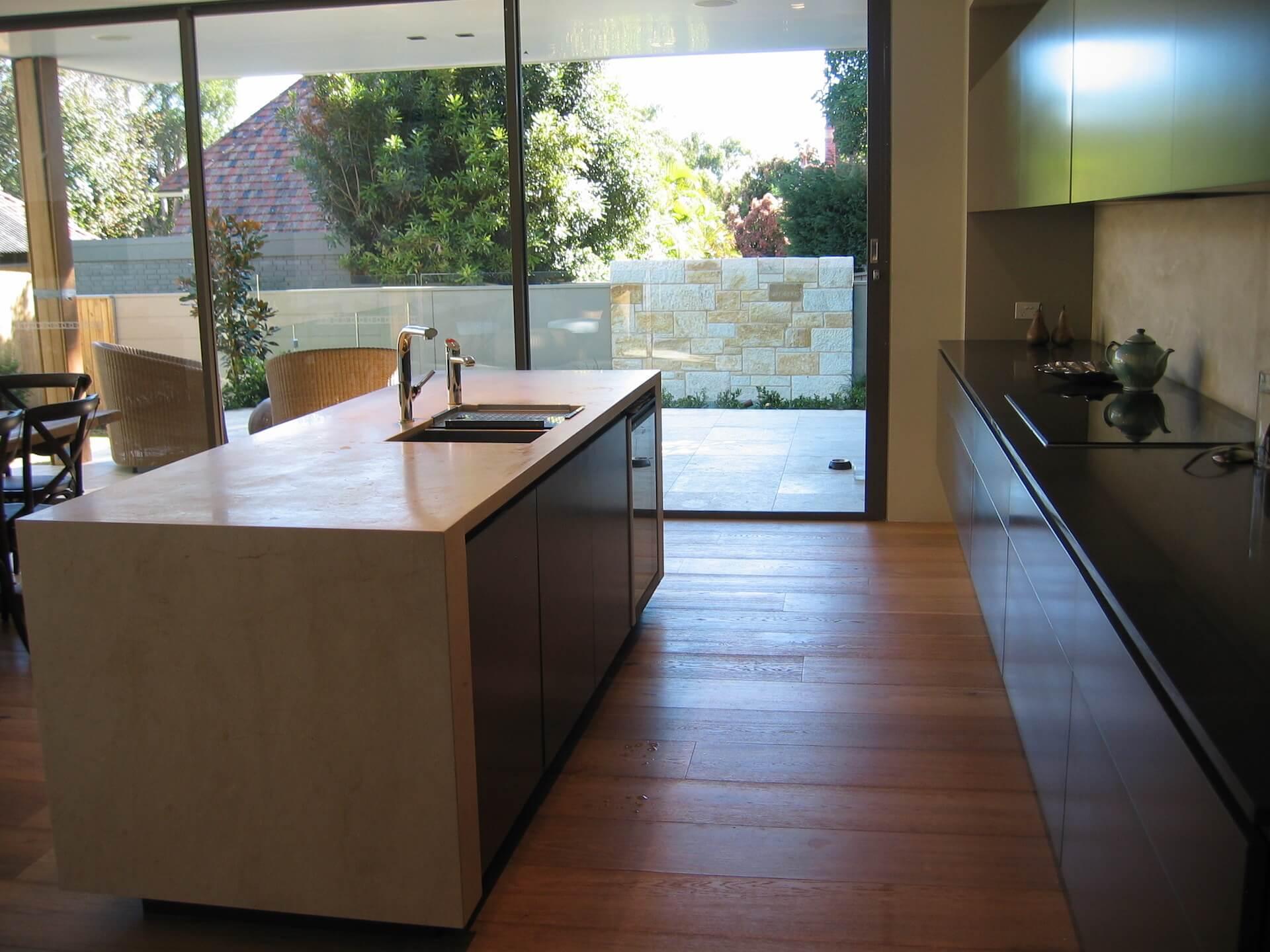 10. Kitchen view 4 dining garden